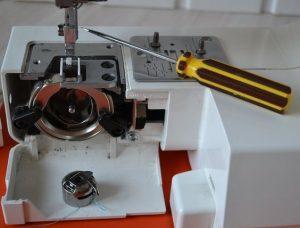 cách vệ sinh máy may công nghiệp