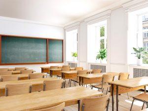 hợp đồng làm vệ sinh trường học