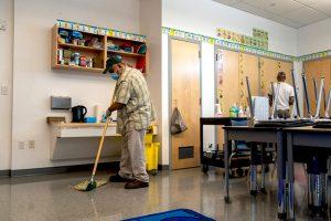 kế hoạch vệ sinh trường học