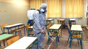 quy định về vệ sinh trường học