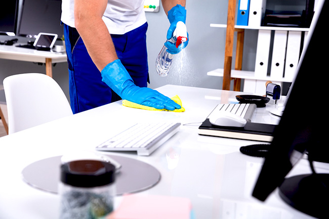 thuê dọn vệ sinh văn phòng