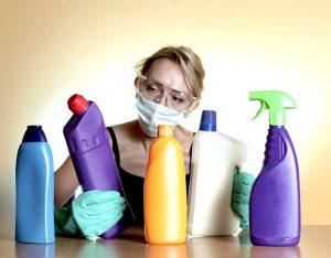hóa chất vệ sinh văn phòng