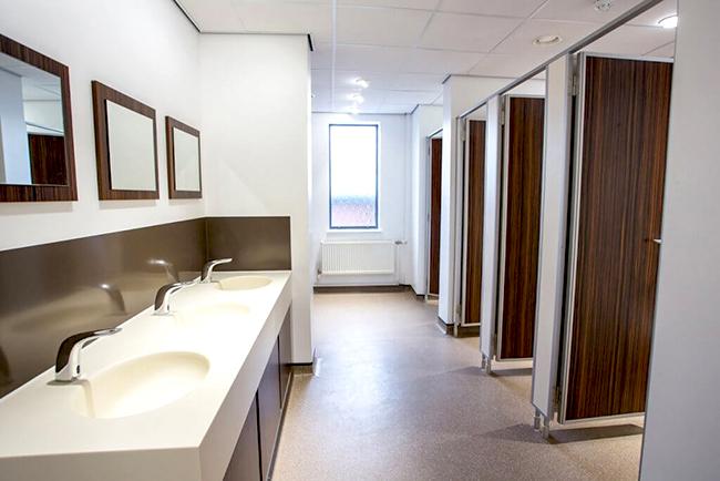 tiêu chuẩn nhà vệ sinh văn phòng