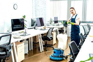 tuyển nhân viên vệ sinh văn phòng