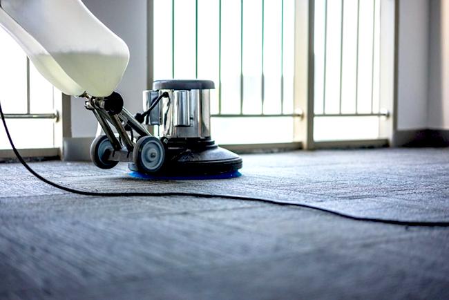 vệ sinh thảm trải sàn văn phòng